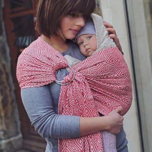 eng_pl_LITTLE-FROG-JACQUARD-RING-SLING-RED-CUBE-M-2-m-2nd-Quality-5201_2